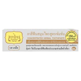 8857123061010 <br> (หลอด) เทพไทย-ยาสีฟัน-เกลือ 30กรัม.